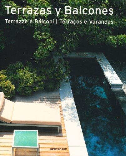 Descargar Libro Terrazze E Balconi. Ediz. Italiana, Spagnola E Portoghese Desconocido