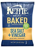Kettle Brand Baked Potato Chips,  Sea Salt and Vinegar, 0.8 Ounce (Pack of 72) Review