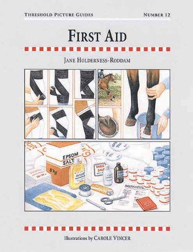 First Aid (Threshold Picture Guides)
