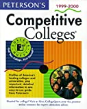 Peterson's Competitive Colleges, Peterson's Guides Staff, 0768902134