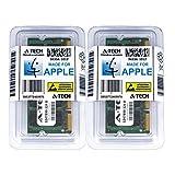 A-Tech For Apple 4GB Kit 2 x 2GB iMac MacBook Pro MacBook Late 2006 Mid 2007 MA699LL/A A1181 MA700LL/A MA701LL/A MB061LL/A MB062LL/A MB063LL/A MA609LL A1211 MA610LL MA611LL/A A1212 MA590LL Memory RAM