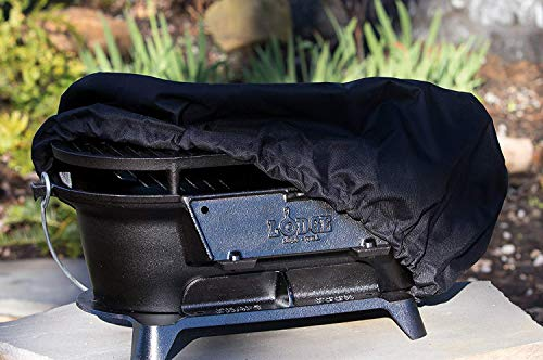 Lodge Sportsman's Grill Cover - http://coolthings.us