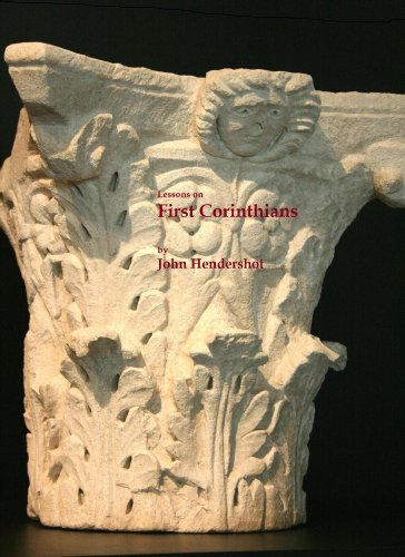 Lessons on First Corinthians (Lessons on the New Testament Book 7)
