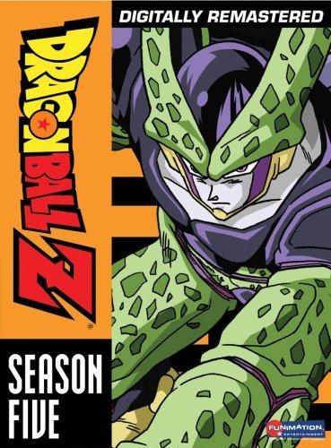 DragonBall Z: Season Five [REGION 1] [NTSC] [DVD] (Dbz Tv Online)
