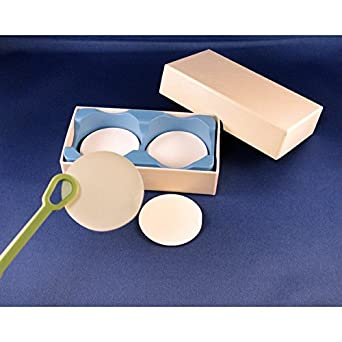 Grade A-E Binderless Glass Microfiber Filter Media 4.25 cm