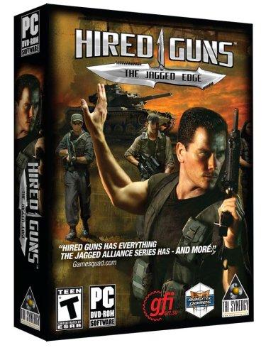 Hired Guns: The Jagged Edge (Edge Gun)