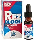 """RezBlock Concentrate by 420 Science - 15ml - Pipe Glass Cleaner """