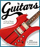 Guitars Wall Calendar 2020