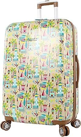 Amazon Com Lily Bloom Hardside Luggage 28 Quot Large Design