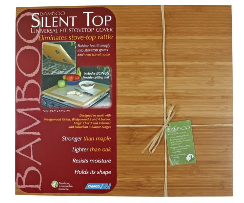 Camco 43571 Bamboo Universal Silent