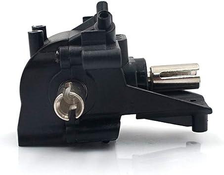 Ktyssp Upgrade Wavefront Transmission Box Center Gearbox for Wltoys 12428//12423//12429
