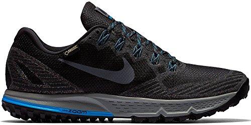 Running Running Noir 3 Air bleu Chaussures photo Nike Gtx Gtx Zoom Gris Loup noir black Homme Fonc De Wildhorse Entrainement Gris UqAwtW0nv