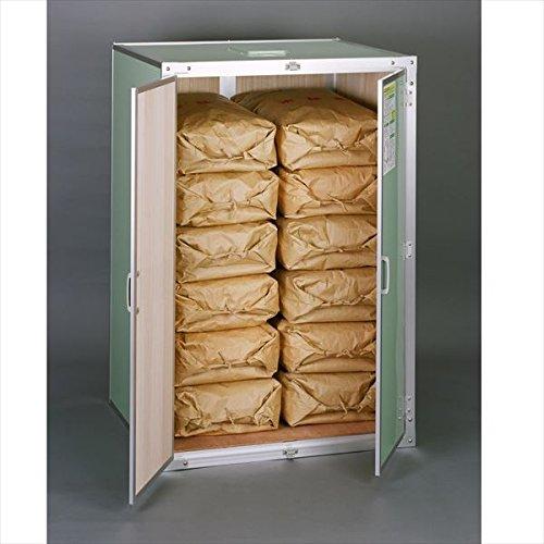 川辺製作所 通気孔付き 総桐米保管庫 K-06 『日本製 自作可能 防湿 防カビ 屋外用(防水仕様ではありません)』 B00AEIN7JE