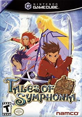 Tales of Symphonia by Namco