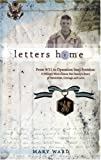 Letters Home, Mary Ward, 0976017202