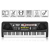 M SANMERSEN Piano Keyboard Kids, Music Pianos