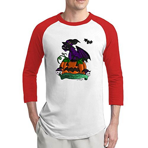 Halloween Dragon Mens T Shirt Crazy