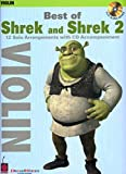 Best of Shrek and Shrek 2: Violin by Hal Leonard Corp. (2005-09-01)
