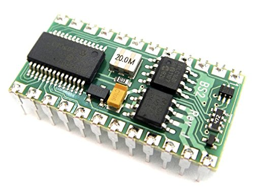BASIC Stamp 2 Parallax Controller by ALSR