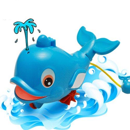 Squirt Dolphin Bathtub Swimming Children