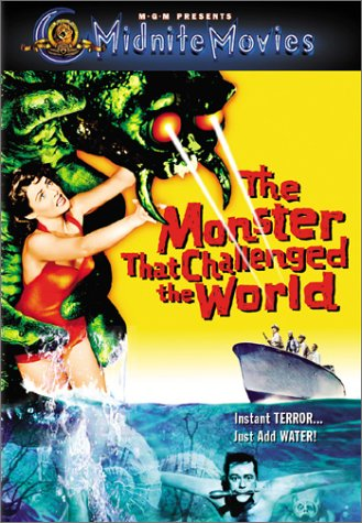The Monster That Challenged the World by MGM (Video & DVD)