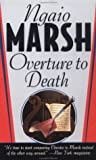 Overture to Death, Ngaio Marsh, 0312964250