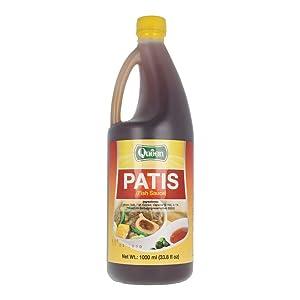 LORINS PATIS Patisu 1000ml Philippine fish soy sauce