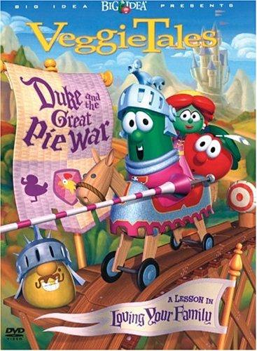 VeggieTales - Duke and the Great Pie ()