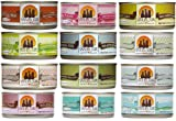 Weruva Variety Pack Grain-Free Canned Cat Food (Pack of 12, 3 ounce cans), My Pet Supplies