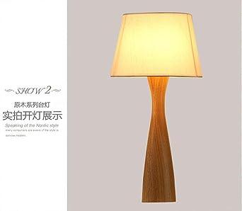 Moderna Lámpara de Mesa Protección ocular lamparitas de arte de ...
