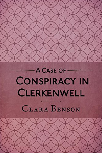 Conspiracy Clerkenwell Freddy Pilkington Soames Adventure ebook product image