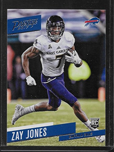 2017 Prestige #231 Zay Jones Rookies NM-MT RC Rookie Bills