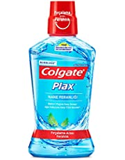 Colgate Plax Nane Ferahlığı Alkolsüz Gargara 500 ml 1 Paket (1 x 500 ml)