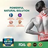 Pain Relief Cream - Maximum Strength 50,000 MG
