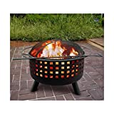Cheap Landmann City Lights Memphis Fire Pit, Black