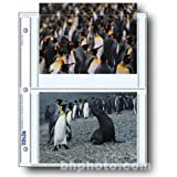 Print File Archival Storage Page for Prints or Postcards Pack of 100 - 060-0644