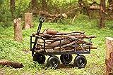 Gorilla Carts GOR1200-COM Heavy-Duty Steel Utility
