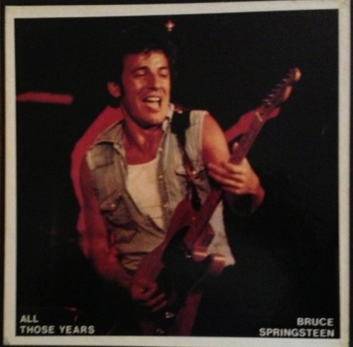 Bruce Springsteen - All Those Years - 10 Lp Box Set - Zortam Music