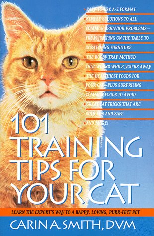 101 Training Tips for Your Cat