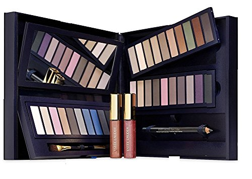 Estee Lauder Holiday 2015 Limited Edition Give Every Shade Removalble Palette (Estee Lauder Pure Color Eyeshadow Ivory Slipper)