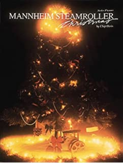 Mannheim Steamroller Christmas Celebration Piano Solo: Mannheim ...