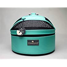 Sleepypod Mobile Pet Bed Robin Egg Blue Limited Edition