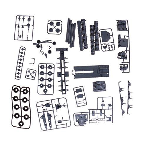 Dovewill プラスチック製 模型 トラック 車両 おもちゃ 子供 親子ゲーム 玩具 贈り物 全3種類選べる - 03
