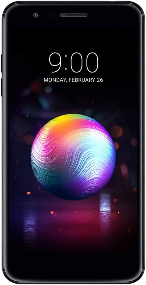 "LG K11+ LM-X410FCW 32GB 5.3"" 13MP Dual SIM LTE Factory Unlocked GSM Smartphone (International Model) (Black)"
