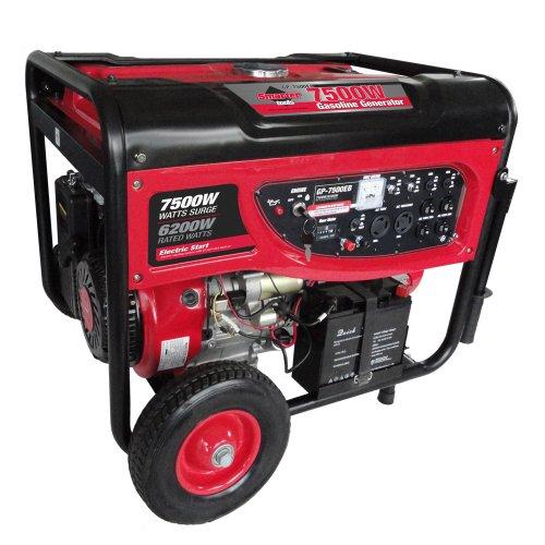 Smarter Tools ST-GP7500EB Smarter Tools