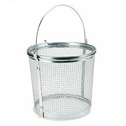 Single Parts Basket W/Handle