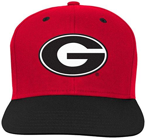 Georgia Bulldogs Flat Bill Hats 4f7cbcfc92e