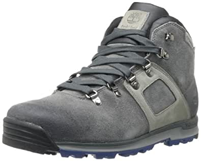 Timberland Men's GT Scramble Mid Leather WP Hiking Boot,Grey,7 M US