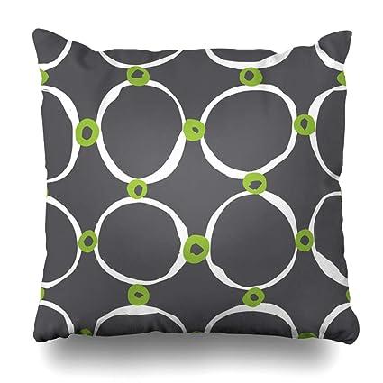 Amazon.com: Ahawoso - Funda de almohada con diseño étnico ...