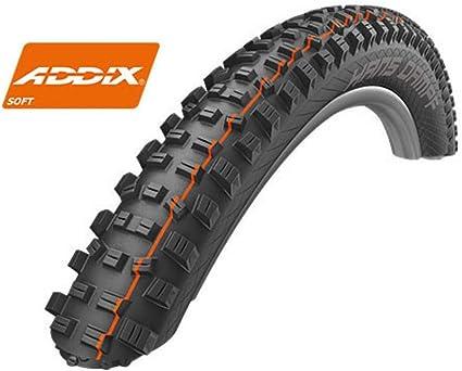 Addix Soft Schwalbe Hans Dampf Tire 29x2.35 SnakeSkin Folding Tubeless